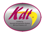 KDT Decompression Certified Practitioner in Shelby Township MI